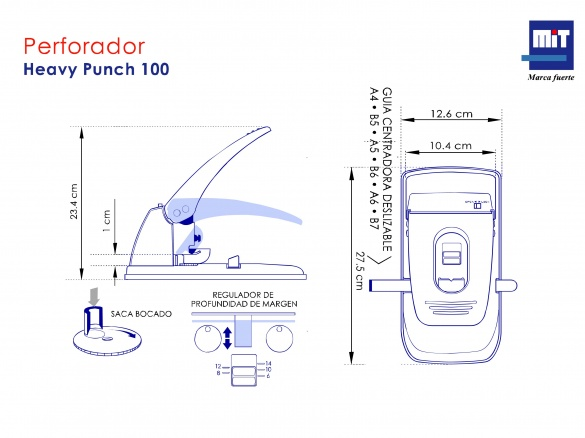 Perforador Heavy Punch