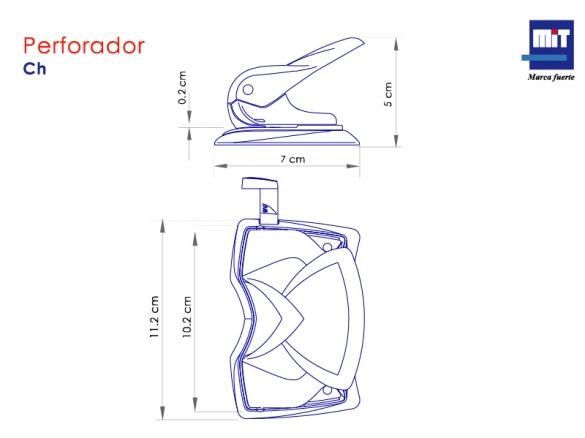 Perforador Ch